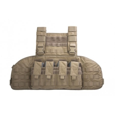 Gladiator Chest Rig Coyote Tan