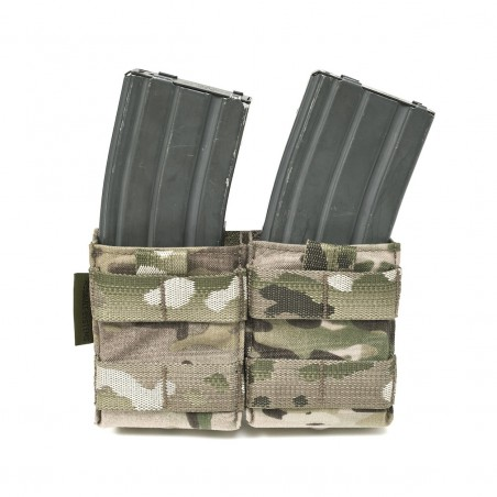 Double Snap Mag Multicam