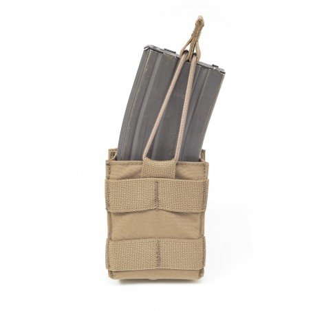Single Snap Mag Coyote Tan