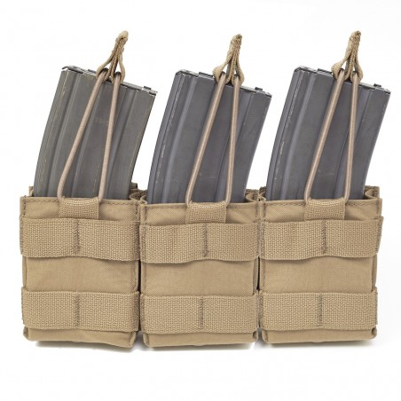 Triple Snap Mag Coyote Tan