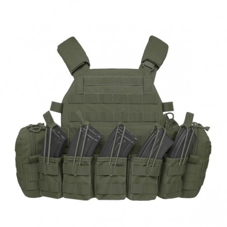 DCS AK 7.62mm Plate Carrier - Olive Drab