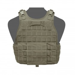 RICAS Compact Base Plate Carrier - Ranger Green