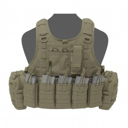 RICAS Compact DA 5.56mm Plate Carrier - Ranger Green