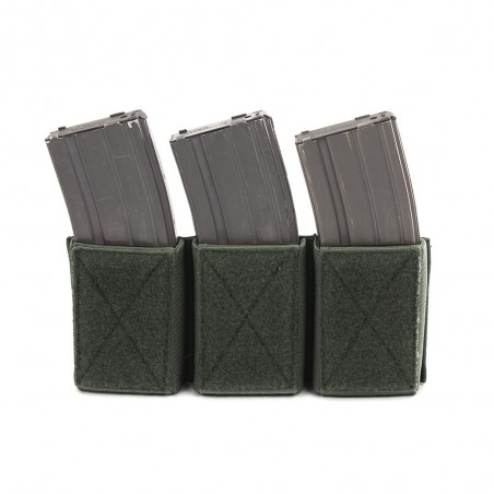 Triple Velcro Mag Pouch - Olive Drab