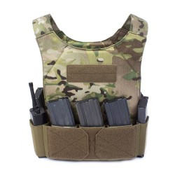 Covert Plate Carrier MK1 - MULTICAM