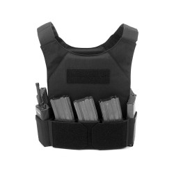 Covert Plate Carrier MK1 - Black