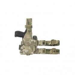 Drop Leg Holster - MultiCam