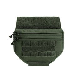 Drop Down Utility Pouch - Olive Drab (OD Green)