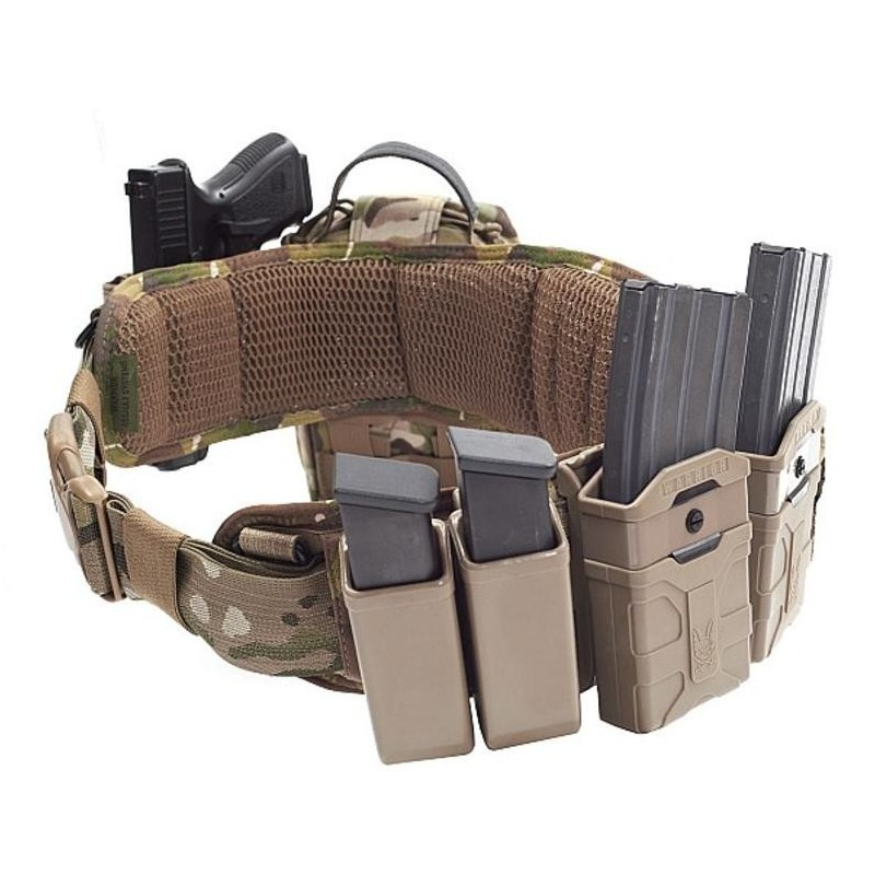 Elite Ops Enhanced PLB Shooter Belt - Multicam