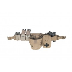 Elite Ops Enhanced PLB Shooter Belt - Coyote Tan