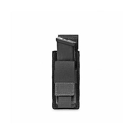 Single Pistol Direct Action 9mm - Black