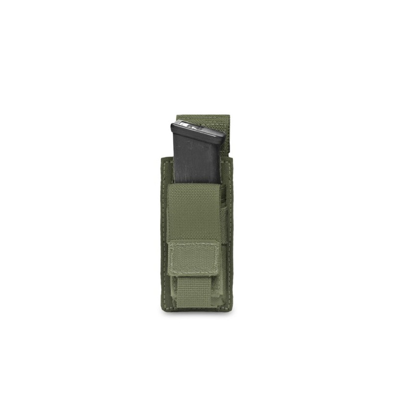 Single Pistol Direct Action 9mm - OD Green