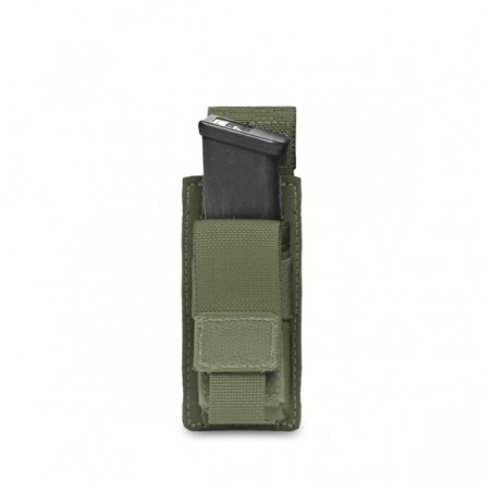 Single Pistol Direct Action 9mm - OD Green