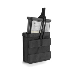 Single MOLLE Open Pouch H&K 417 - Black