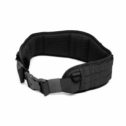 Elite Ops Enhanced PLB Patrol Belt Base - BLACK