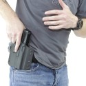 ARES Kydex Holster Glock-17 - Back