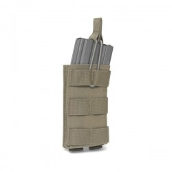 Single MOLLE Open Pouch 5.56mm - Ranger Green