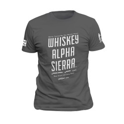 T-shirt WAS Morse GW