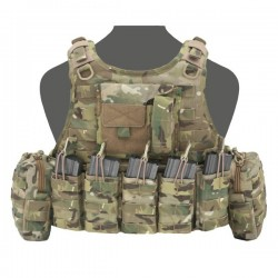 RICAS Compact DA 5.56mm Plate Carrier - MultiCam