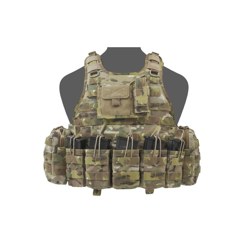 RICAS Compact G36 Plate Carrier - MultiCam