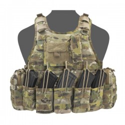 RICAS Compact AK Plate Carrier - MultiCam