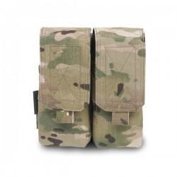 Double M4 5.56mm - Multicam