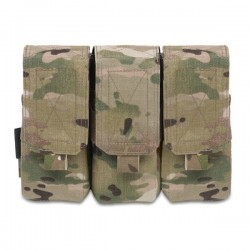 Triple M4 5.56mm - Multicam
