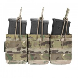 Triple MOLLE Open G36 - Multicam