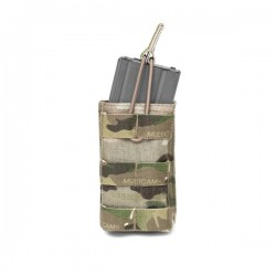 Single MOLLE Open Pouch 5.56mm - Multicam