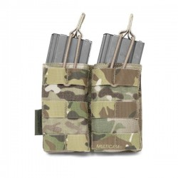 Double MOLLE Open M4 5.56mm - Multicam