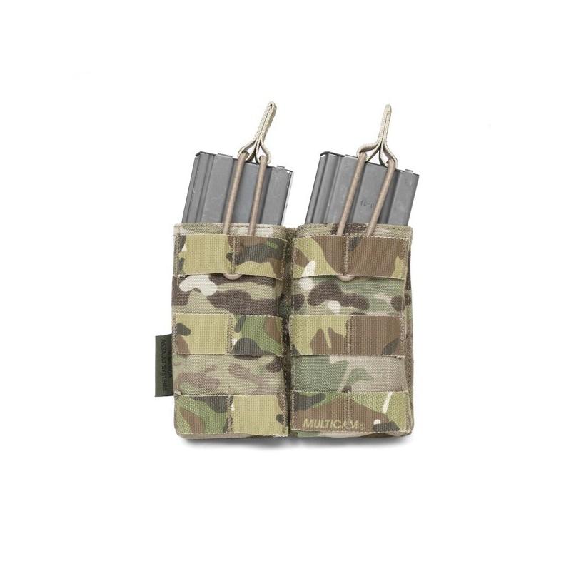 Double MOLLE Open M4 5.56mm - Multicam