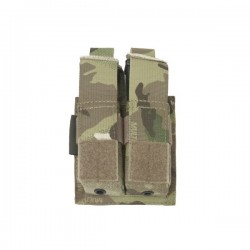 Double Pistol Direct Action 9mm - MultiCam