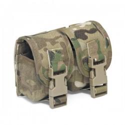 Double Frag Grenade Pouch Generation 1 - MultiCam