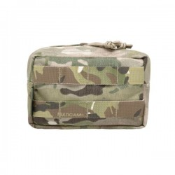Small Horizontal MOLLE Pouch - Multicam