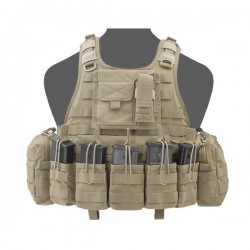 RICAS Compact G36 Plate Carrier - Coyote Tan
