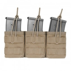 Triple MOLLE Open G36 - Coyote Tan