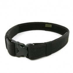 Duty Belt - Black