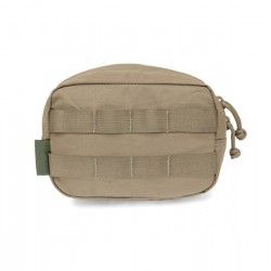 Horizontal Utility Pouch - Coyote Tan