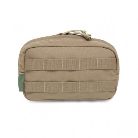 Medium Horizontal MOLLE Pouch - Coyote Tan