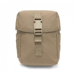 Large General Utility Pouch - Coyote Tan