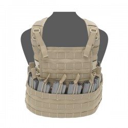 Elite Ops Centurion Chest Rig - Coyote Tan