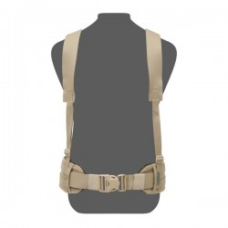 Elite Ops Slimline Harness Coyote Tan