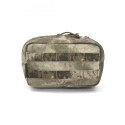 Medium Horizontal MOLLE Pouch - A-TACS AU
