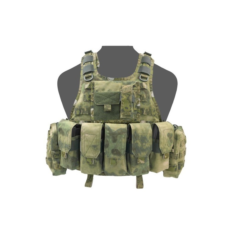 RICAS Compact M4 Plate Carrier - A-TACS FG