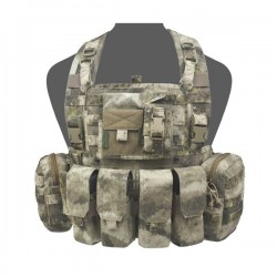 901 Elite Ops M4 Bravo Chest Rig - A-TACS AU