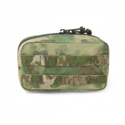 Medium Horizontal MOLLE Pouch - A-TACS FG