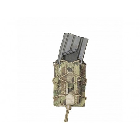 Single Quick Mag with single pistol - Multicam