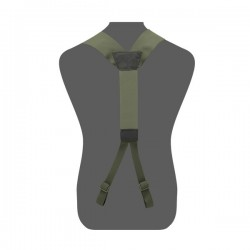 Elite Ops Slimline Harness OD Green