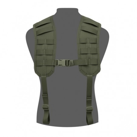 Elite Ops MOLLE Harness OD Green