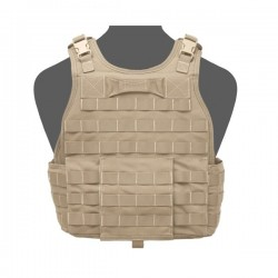 RICAS Compact Base Plate Carrier - Coyote Tan